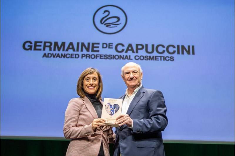 Ana Pons, Directora Corporativa de Germaine de Capuccini