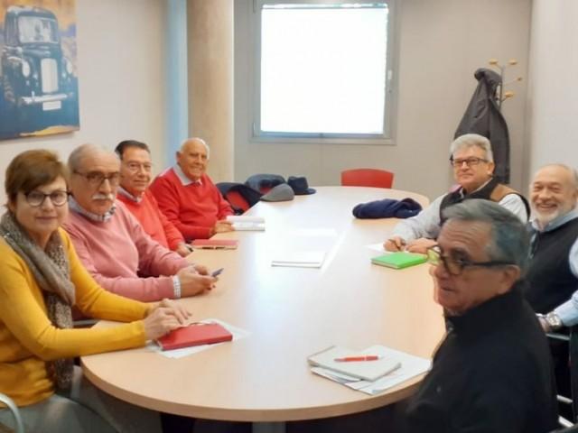 El nou govern central també reforça aliances comarcals: reunió entre CCOO i la Coordinadora de Pensionistes