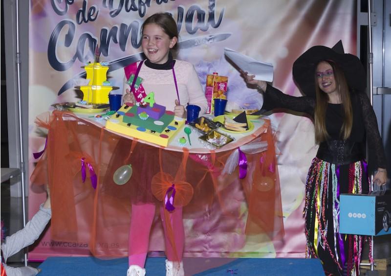 Concurs de disfresses al Centre Comercial Alzamora / Publicació de Centre Comercial Alzamora