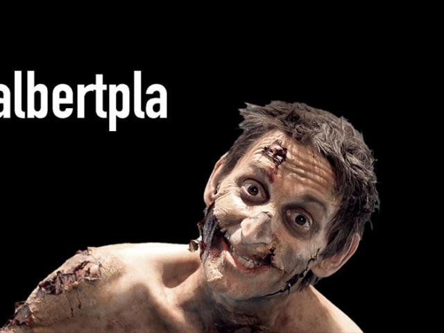 Albert Pla tanca amb 'Miedo' la programació trimestral del Teatre Calderón
