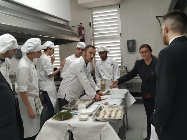 Sinergies culinàries: MutuaLevanteiCIPFP Batoi celebren les I Jornades Gastronòmiques