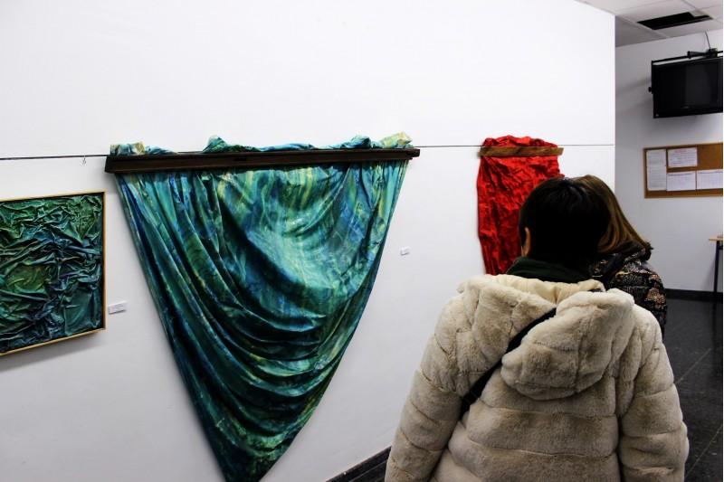 Exposició 'Reinventant Camins', de Susana Alemany.