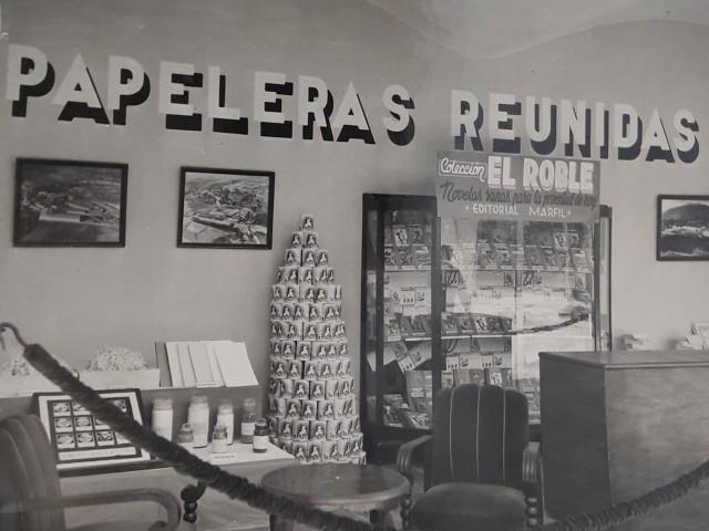 Imatge de la central de 'Papeleras'.