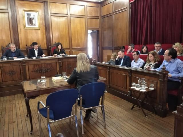 Plenari municipal d'aquest 7 de febrer.
