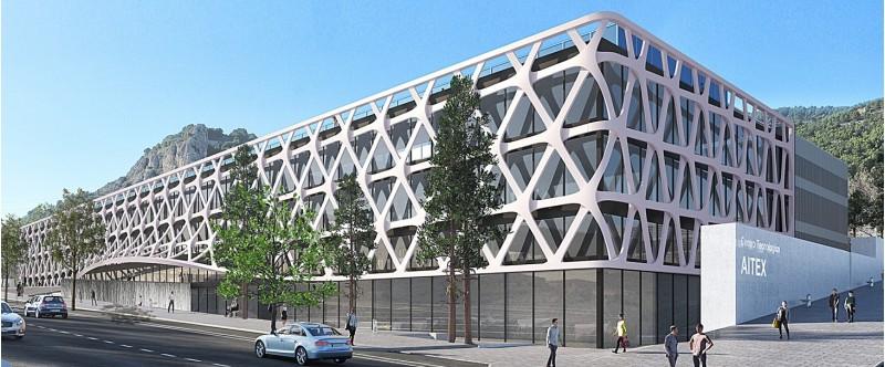 Imatge de com quedarà l'edifici una vegada construït.