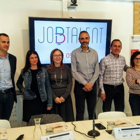 Presentació de JobTalent 2020