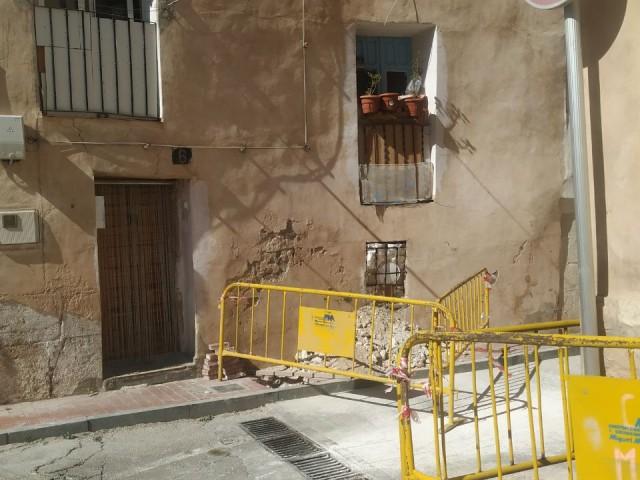 Cocentaina continua amb l'eliminació de barreres arquitectòniques al nucli antic