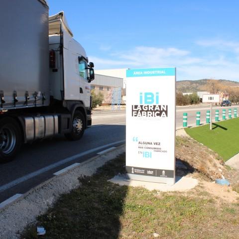 1,7 milions d'euros ja executats en millores als polígons d'Ibi
