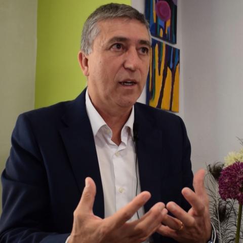 """La Fira Tèxtil tornarà a València per la """"insistència"""" del conseller Rafa Climent"""