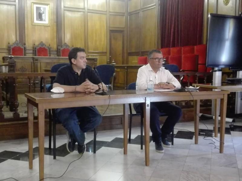 Daniel Pérez i Miguel Juan Reig / AM