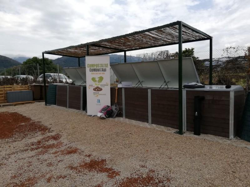Compostera a Orba / Diputació d'Alacant