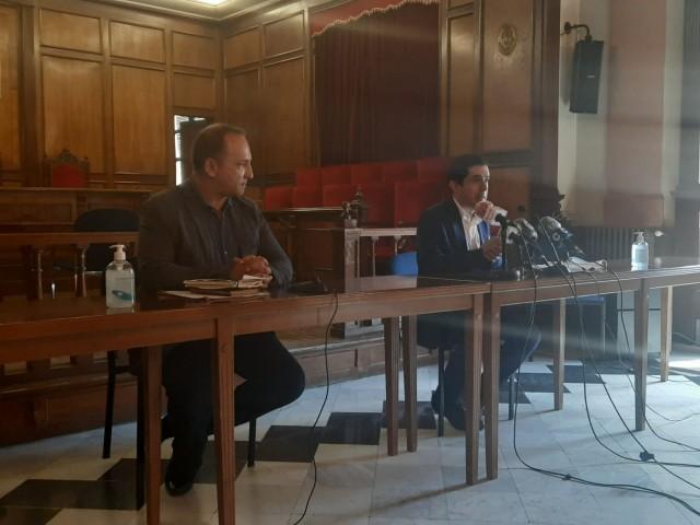 Rubén Martínez Dalmau i Toni Francés / AM