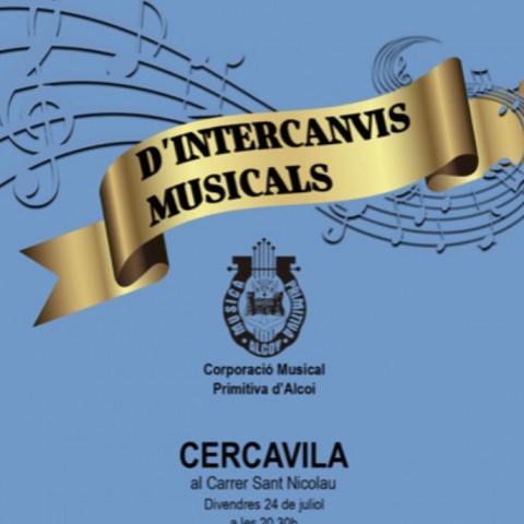 Cartell de la XVII Campanya de Concerts
