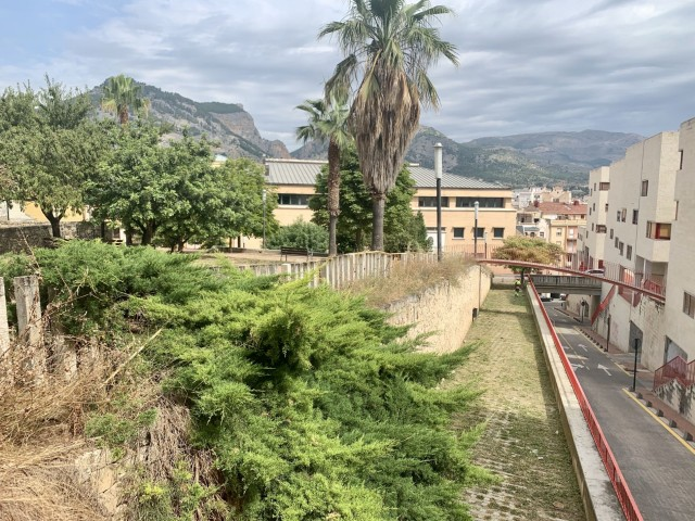 Obres en La Sang / Facilitat per l'Ajuntament d'Alcoi