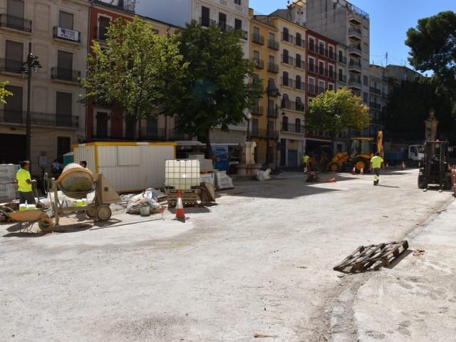 Plaça Ramón y Cajal / Facilitat per l'Ajuntament d'Alcoi
