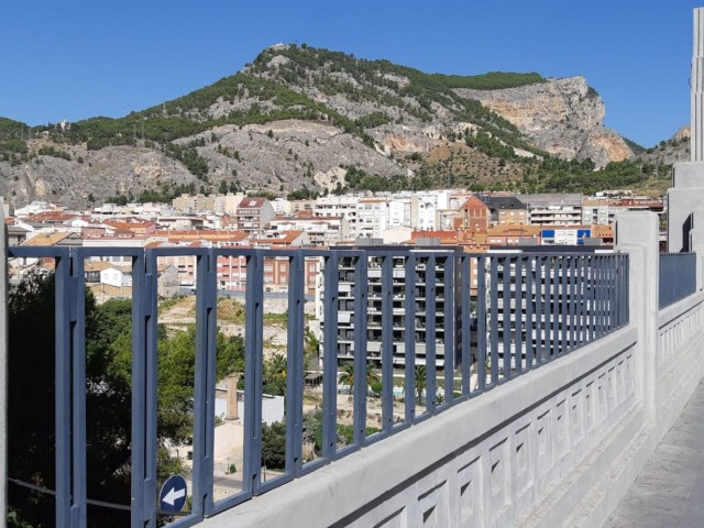 Pont de Sant Jordi Barana / Facilitat per l'Ajuntament d'Alcoi