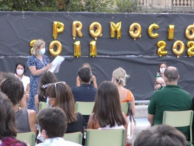 Graduació d'alumnes Romeral / AM