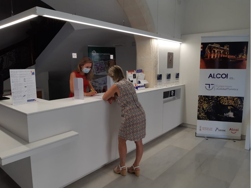 Tourist Info./ Ajuntament d'Alcoi