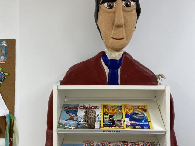 Viu l'Estiu a la Biblioteca del Tirisiti: cobertes les places de juliol i obertes les d'agost