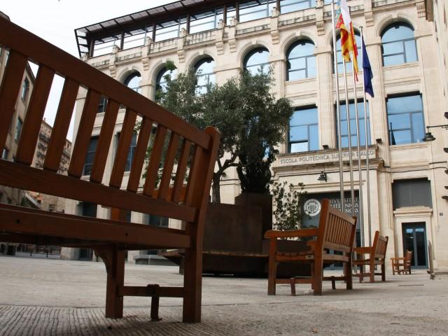 Imatge del Campus d'Alcoi de l'UPV