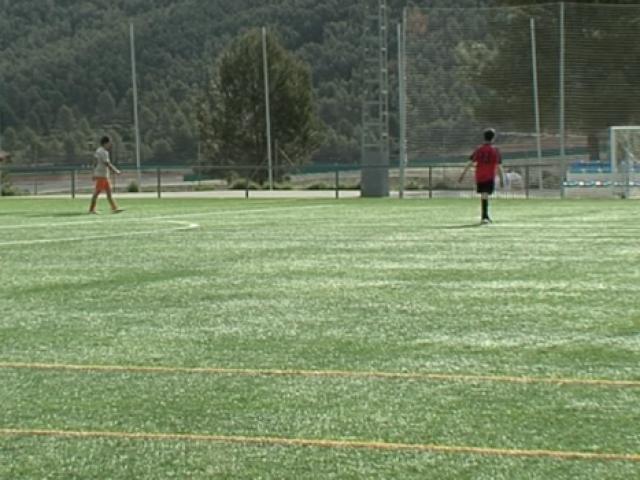 Futbol base / Imatge vía Ajuntament d'Alcoi