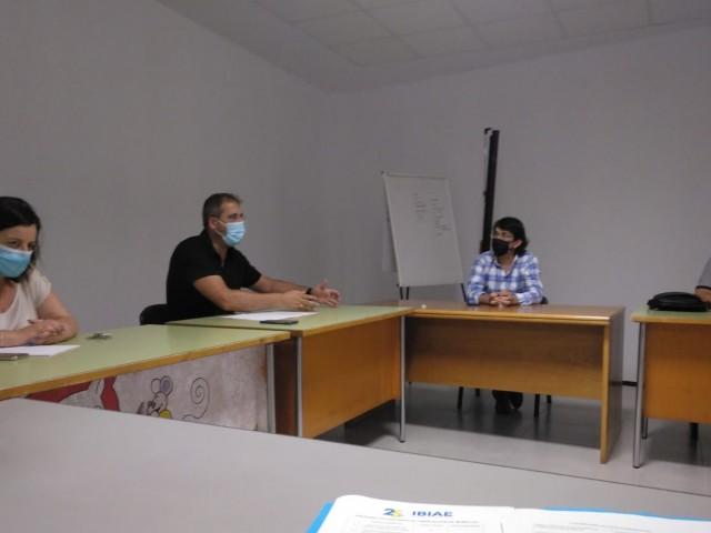 Reunió de l'IBAE / Facilitat per IBAE