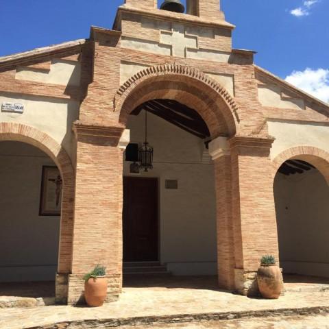 Ermita del Santíssim Crist de Planes / AM