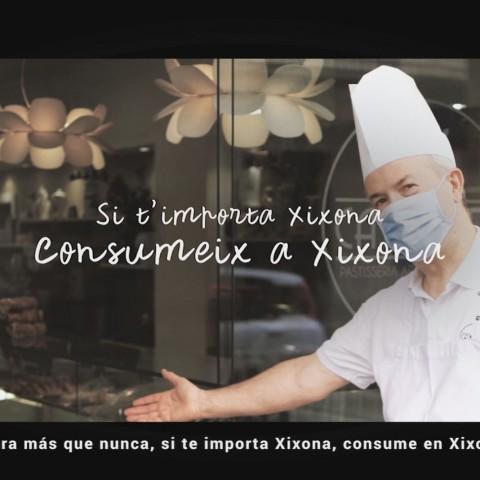 Cartell de la campanya publicitària