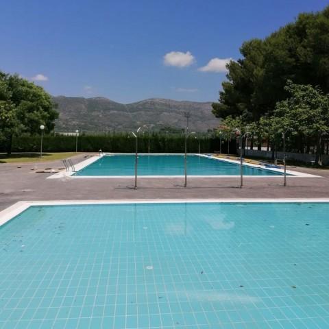 Piscina de Muro d'Alcoi / Facilitat per KikePascual, Regidor d´Esports