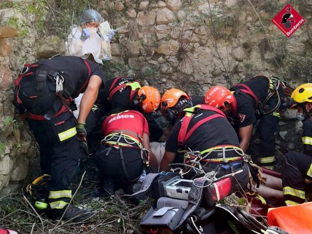 Fotos del rescat