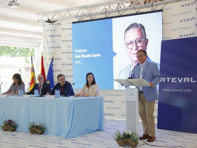 PepeSernaés el nou president de la patronal tèxtil valenciana