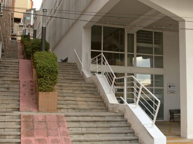 Centre de Salut de Banyeres / AM