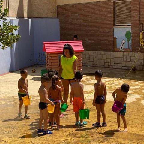 Escola Campus Xixona / Facilitat per Ajuntament de Xixona