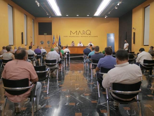 Reunió al MARQ / Consorci TERRA