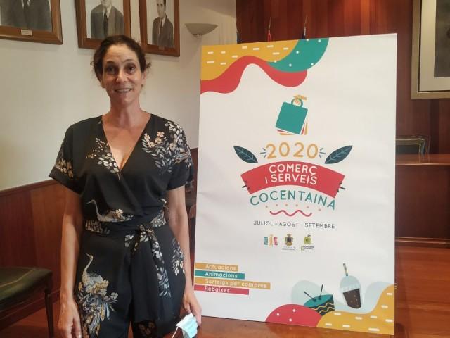 Animació al carrer per impulsar les visites i el consum a Cocentaina