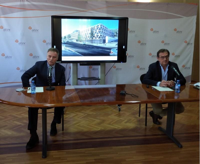 President i director de l'Instituthan detallat tota la informació sobre la nova seu.