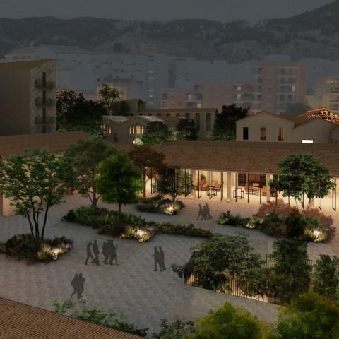 Passat industrial, arquitectura modernista i entorn natural es conjuguen en el nou projecte de Rodes