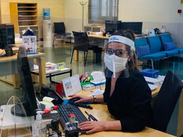 UniónAlcoyanaposa a disposició dels seus treballadors tests serològics