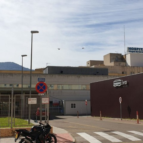 Hospital Verge dels Lliris d'Alcoi