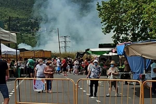 Tercer incendi a Alcoi en menys de 24 hores