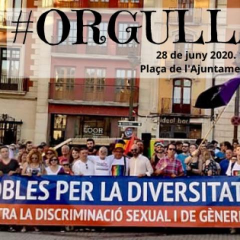 MARIolaconvoca una concentració a Alcoi pels drets LGTBI