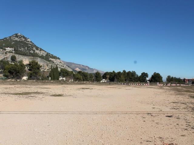 Alcoi tindrà un circuit deBMXals terrenys situats al costat d'ElCollao