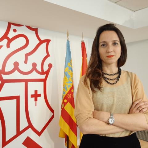 La directora general d'Anàlisi i Polítiques Publiques de la Generalitat, Ana Berenguer / GVA