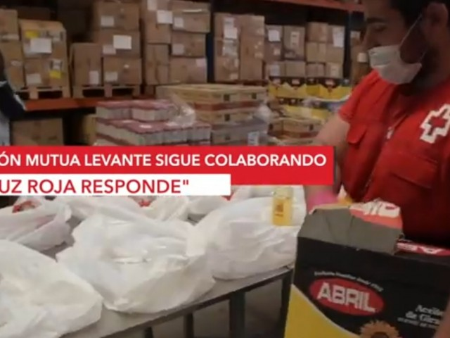"FundacióMutuaLevanteanima a col·laborar amb la iniciativa ""Creeu Roja Respon"""