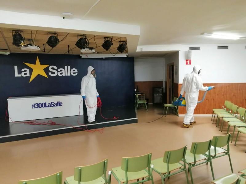 La Salle es prepara per a la desescalada.