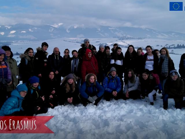 Programa Erasmus + / Salesians