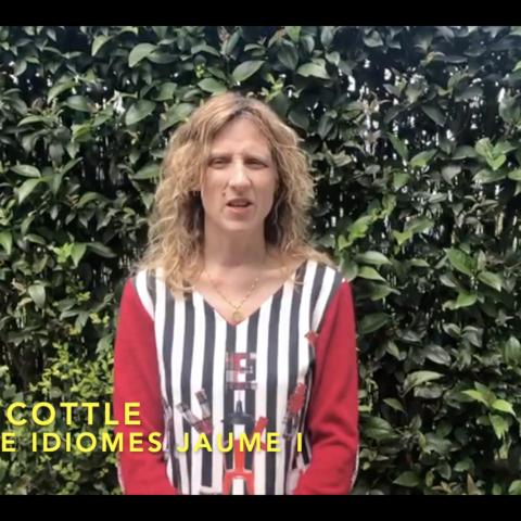 Sara Cottle, de Centre d'Idiomes Jaume I