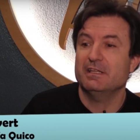 Ximo Bellvert,, de la Cafeteria Quico