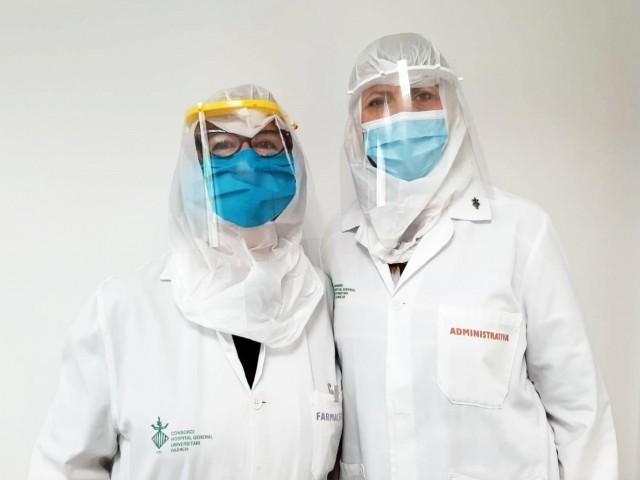 FundacióMutuaLevantedóna sistemes EPI de protecció al sistema sanitari
