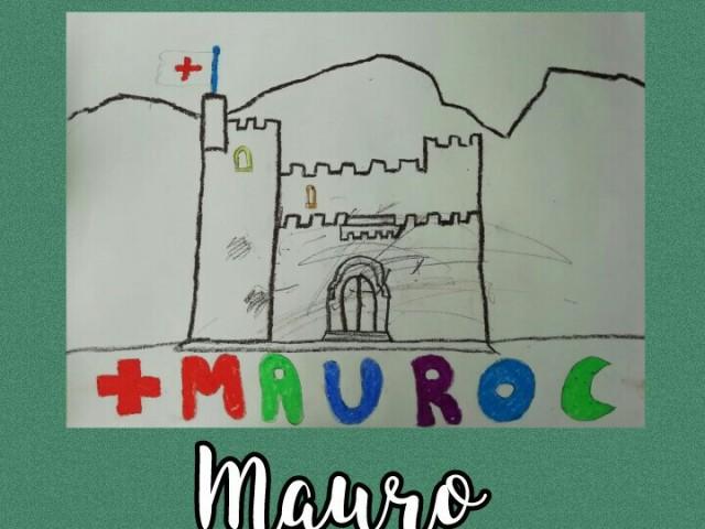 Un dels cartells pintats pels xiuqtes i xiquetes